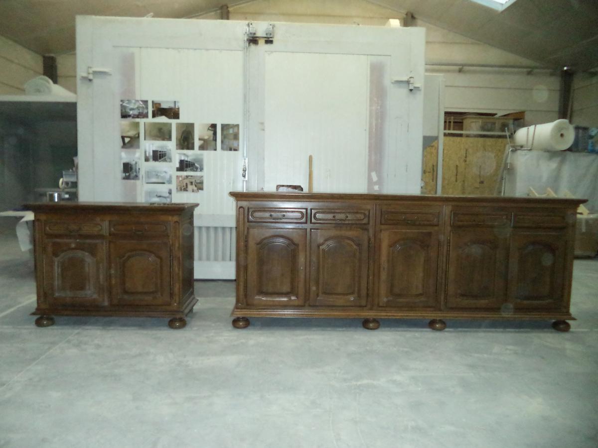 Eiken Keuken Stralen : Reactie van een tevreden klant van meubelrenovatie uit