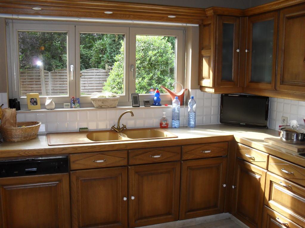 Keuken Fineer Verven : Op deze blog over de renovatie van eiken keukens plaatsen wij