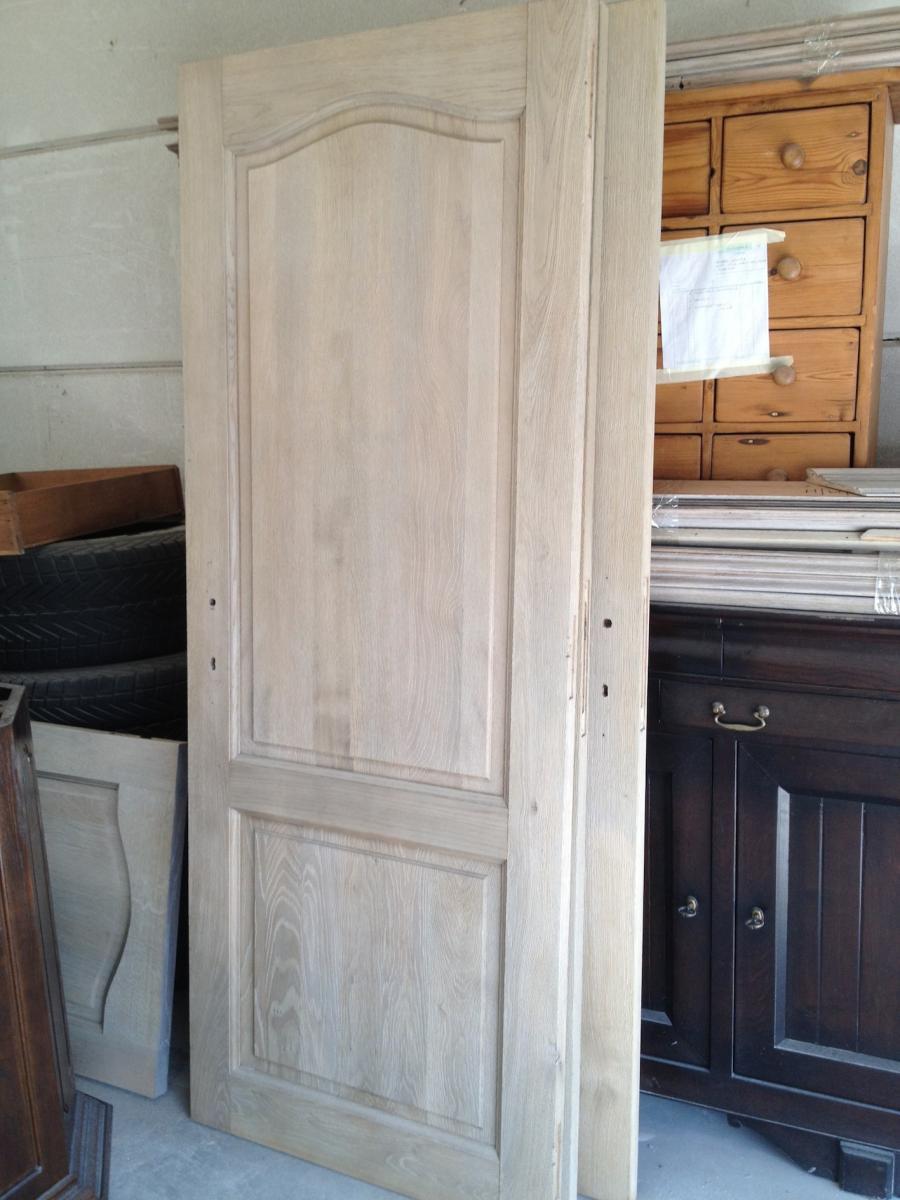 Donkere Eiken Keuken Lichter Maken : Vous souhaitez une teinte plus moderne pour vos portes et chambranles