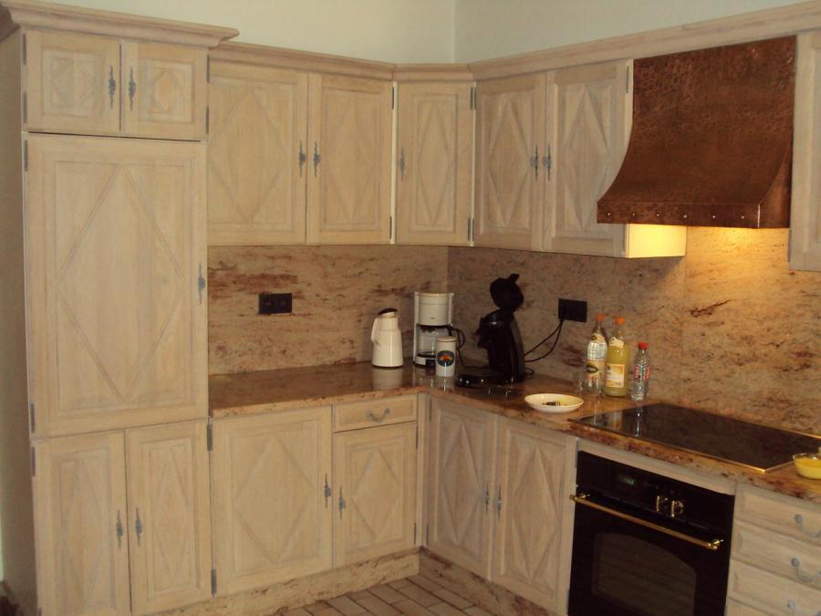 Oude eiken keuken opknappen – atumre.com