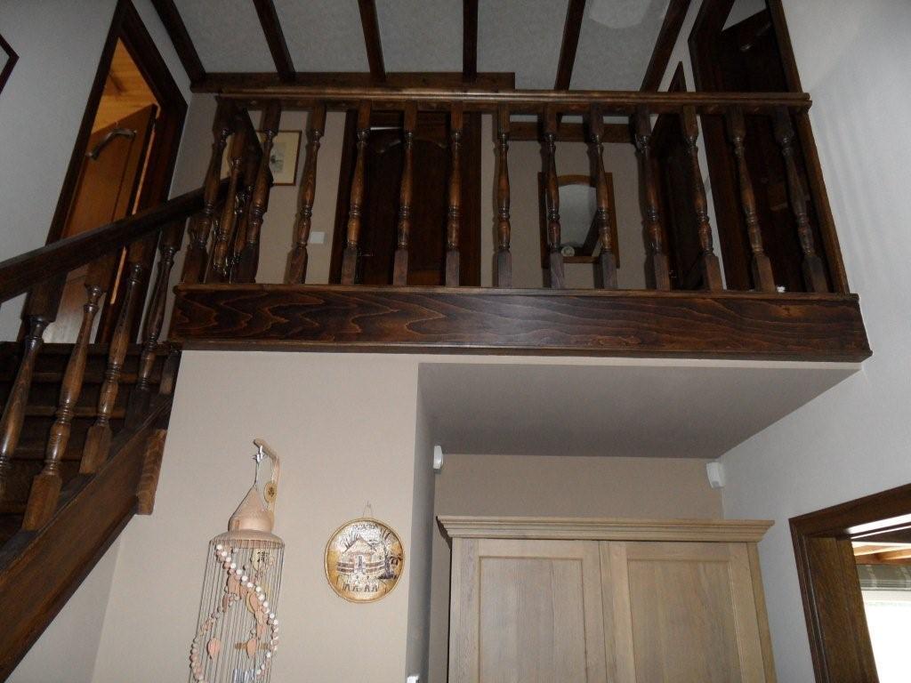 Hoe Een Eiken Keuken Schilderen : ook een eiken trap, of een trap uit een andere houtsoort die u in een